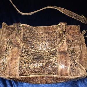 Frye purse. Gently used.